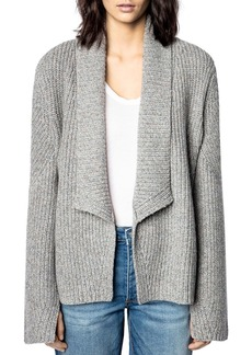 Zadig & Voltaire Dilly Open Cardigan