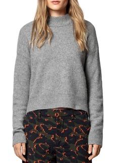 Zadig & Voltaire Eva Cashmere-Blend Sweater