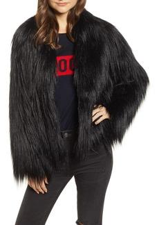 Zadig & Voltaire Fridas Faux Fur Coat