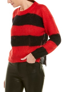 Zadig & Voltaire Gaby Mohair & Wool-Blend Sweater