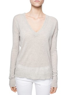 Zadig & Voltaire Happy Cashmere Sweater