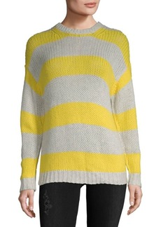 Zadig & Voltaire Kansas Raye Deluxe Cashmere Sweater