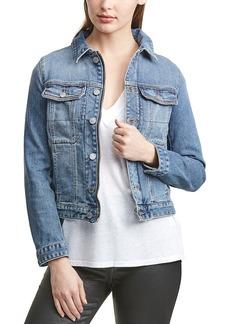 Zadig & Voltaire Kioky Customized Denim Jacket