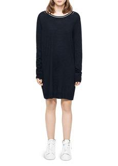 Zadig & Voltaire May Merino Wool Sweater Dress