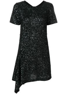 Zadig & Voltaire Racine Sequins Deluxe dress - Black