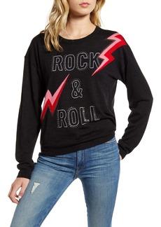 Zadig & Voltaire Rock & Roll Stud Detail Merino Wool Sweater