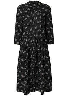 Zadig & Voltaire Roof Paisley dress - Black