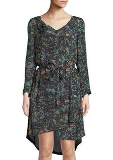 Zadig & Voltaire Rossignol Floral-Printed Dress