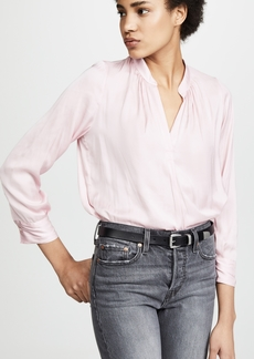 Zadig & Voltaire Satin Blouse