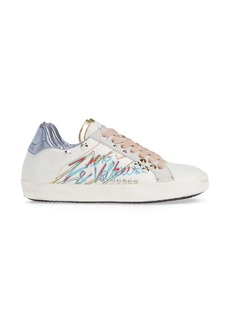 Zadig & Voltaire Tag Studded Sneaker (Women)