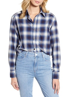 Zadig & Voltaire Tais Plaid Shirt