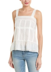 Zadig & Voltaire Teacup Lace Top