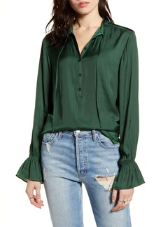 Zadig & Voltaire Till Satin Blouse