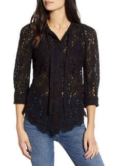 Zadig & Voltaire Touch Lace Blouse