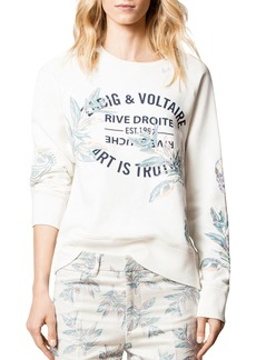 Zadig & Voltaire Upper Broade Sweatshirt