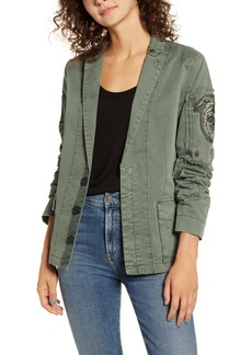 Zadig & Voltaire Virginia Grunge Jacket