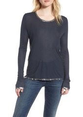 Zadig & Voltaire Willy Foil Tee