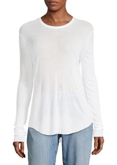 Zadig & Voltaire Willy Rib Tee