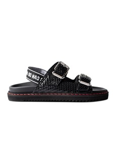 Zadig & Voltaire Women's Alpha Grunge Sandals