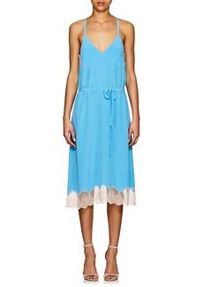 Zadig & Voltaire Women's Cage Silk Crepe Slip Dress