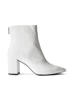 Zadig & Voltaire Women's Glimmer Block Heel Ankle Booties