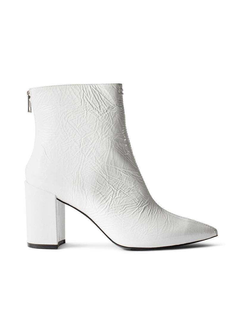 Zadig & Voltaire Women's Glimmer Block Heel Ankle Boots