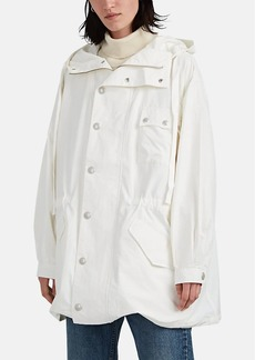 Zadig & Voltaire Women's Hogue Cotton-Blend Ripstop Parka