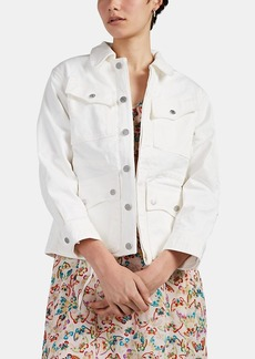 Zadig & Voltaire Women's Kimi Denim Field Jacket