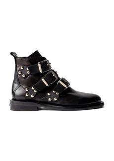 Zadig & Voltaire Women's Laureen Buckled Ankle Boots