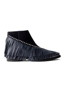 Zadig & Voltaire Women's Mods Fringe Ankle Booties