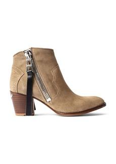 Zadig & Voltaire Women's Molly Stacked Heel Ankle Booties