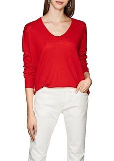 Zadig & Voltaire Women's Preppy M Merino Wool Sweater