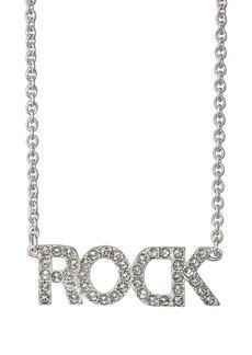 """Zadig & Voltaire Women's """"Rock"""" Pendant Necklace"""