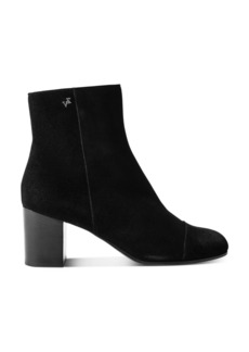 Zadig & Voltaire Women's Suede Zipper Booties
