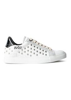 Zadig & Voltaire Women's ZV1747 Heart Sneakers