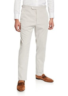 Zanella Men's Bedford Cotton-Stretch Corduroy Pants