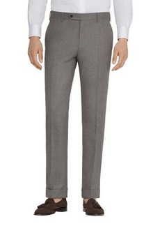 Zanella Men's Parker Stretch-Flannel Trouser Pants