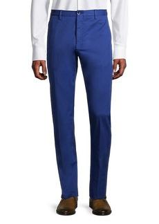 Zanella Noah Flat-Front Trousers