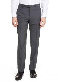 Zanella Devon Flat Front Wool Dress Pants