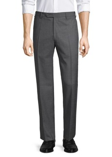 Zanella Devon Rip Stop Wool Trousers
