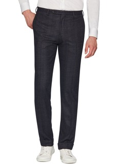 Zanella Josh Wool Blend Jersey Trousers
