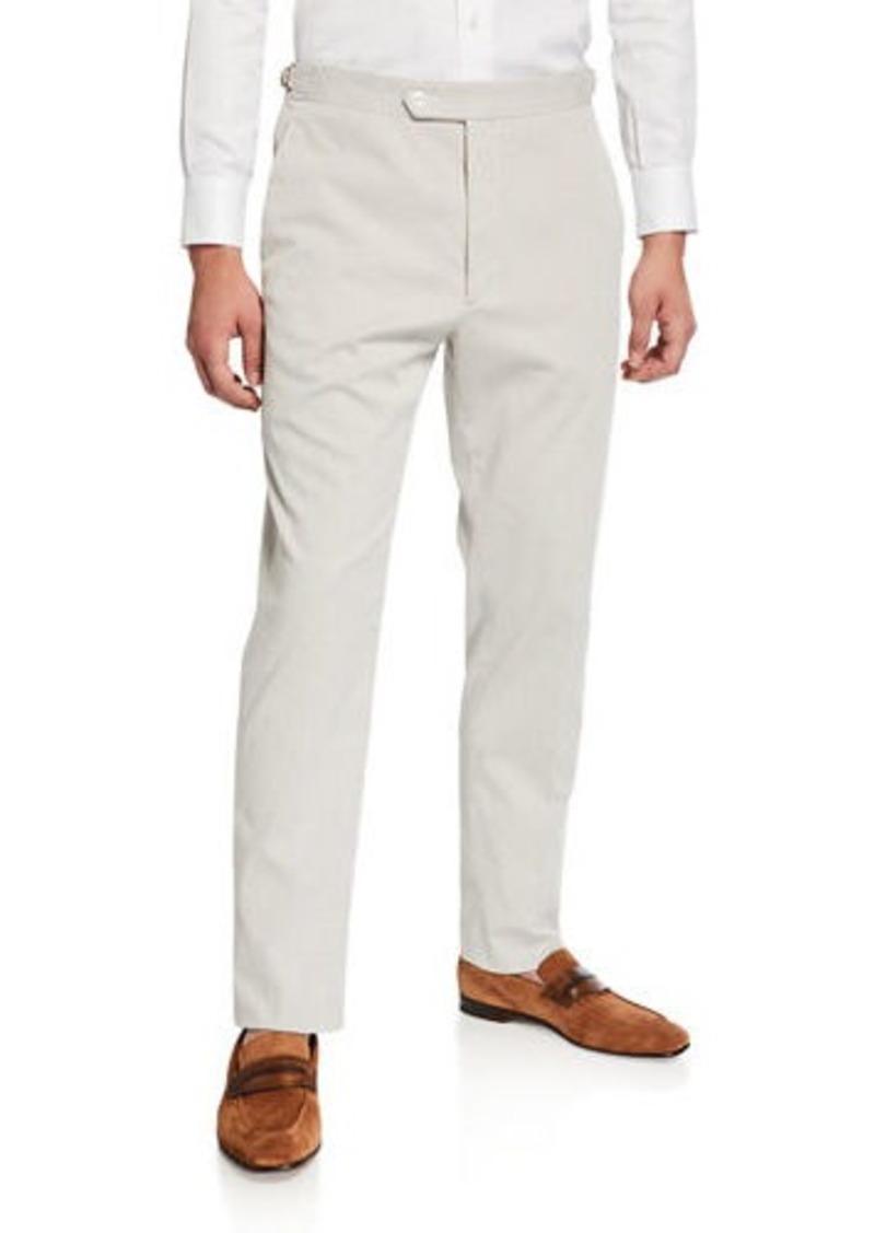 Zanella Men's Bedford Cotton-Stretch Corduroy Pants