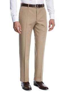 Zanella Wool Gabardine Trousers