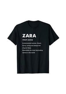 Zara Name T-Shirt