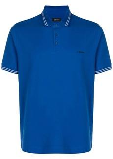 Zegna basic polo shirt