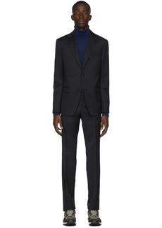 Zegna Black Slim Suit
