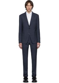 Zegna Blue Slim Drop 8 Suit