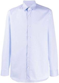 Zegna classic buttoned shirt