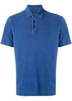 Zegna classic polo shirt