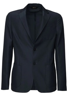 Zegna Cotton Blend Jacket